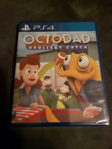 Octodad PS4 Limited Run