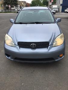 2007 Toyota Matrix Familiale 3900