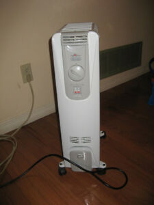 Various Portable Heaters in excellent like new condition