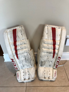 Hockey Goalie Pads CCM 24+1 (Extreme Flex) (YOUTH)