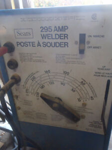 295 amp Sears ac Welder