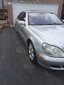2005 Mercedes S430 4Matic