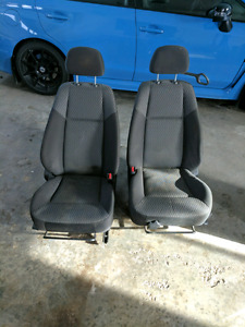 Seats out of a Chevy Cobalt