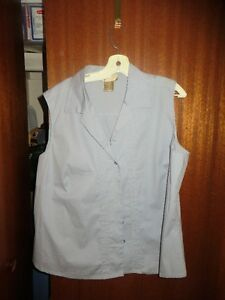 cotton ginny light blue shirt