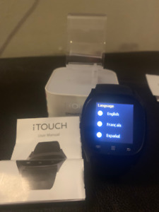 Itouch watch