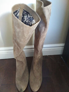 Anne Klein Suede Boots - bought for $150, selling $100