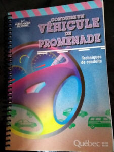 Guide pour apprenti conducteur.