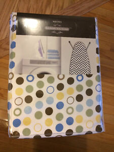 Polka Dot Ironing Board Cover - great condition - only $3
