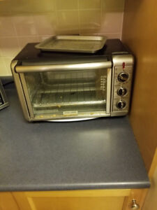 Oven toaster $30