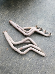 BBC exhaust headers