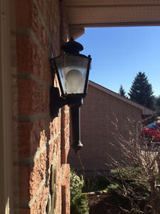 Outdoor Wall Light London Ontario image 4
