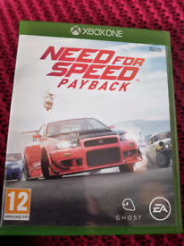 Xbox game need for speed