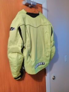 JOE ROCKET JACKET WITH ARMOUR SIZE L WORN ONLY 2 TIMES Windsor Region Ontario image 7