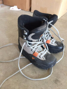 Woman's Rossignol Snowboard boots