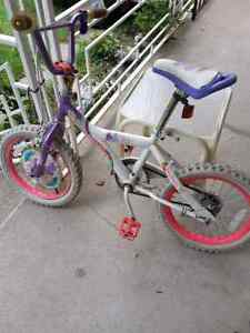 Girl's bicycle for sale