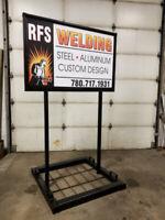 Welding Repairs, Fabrication & Design