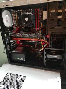 PC GAMER 8 CŒURS ( 8 X 4.0 GHZ ) + 2TB + JEUX: FORTNITE, GTA V +