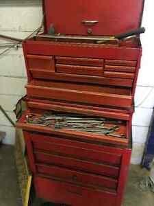 Shop Box & Tools