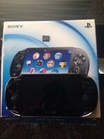 ps vita neuf + 32 gb card