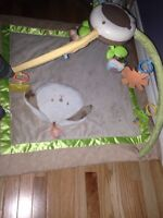 Play mat and chair