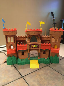 Castle, Fisher Price Lights and Sounds