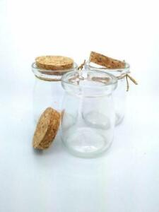Glass Jar (Wooden Lid)