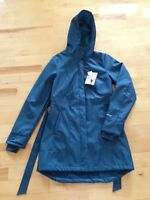 New Ladies long jacket, size small