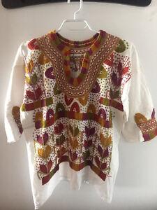 Craft blouse, handmade  (Artesanal)