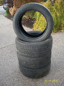 Michelin X-Ice3 Winter Tires 235/50R18