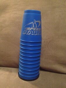 Speed stack cups