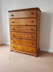 Chest of Drawers, Real Wood