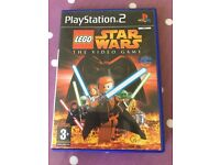 PS2 Star Wars Lego the video game