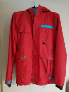 Under Armor Ski Jacket - Mens Small - Great size for Youth/Teens