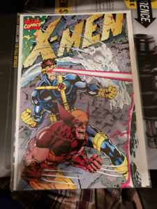 X-men Special Edition 1st Acolytes, Jim Lee Art