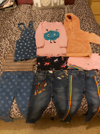 Girls clothing bundle age 5 and 5-6