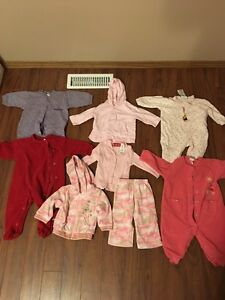 3-9 month baby girl clothing