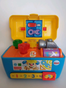 Offre à outils Fisher Price