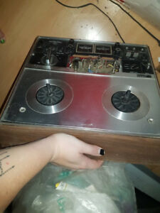 Sony TC-377 Stereo Open Reel Tape Recorder (1973-77)