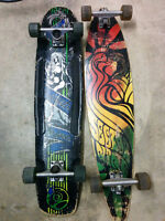 2 Sector 9 Longboards for Sale