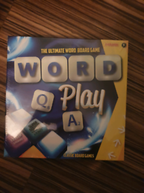 Word play board game brand new still in cellophane