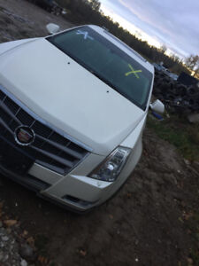 2008 cadillac cts4 high intensity  headlights with  ballest