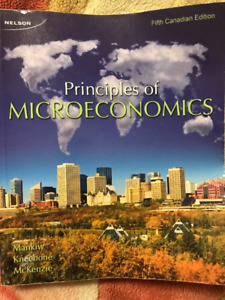 Principles of Microeconomics by Mankiw 5th edition