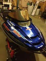 03Polaris RMK edge 600