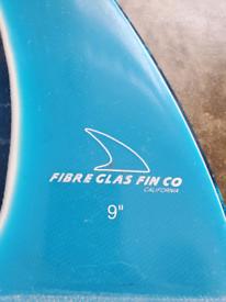 """9"""" Fibre Glass Fin"""