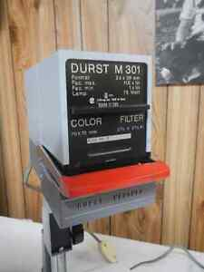 DURST M301 Enlarger - with Color Head CLS35