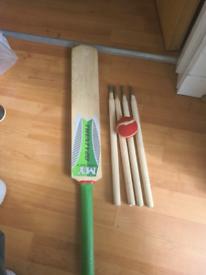 Kids cricket set