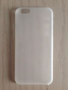 Brand new white case for iPhone 6 and iPhone 6S Kitchener / Waterloo Kitchener Area image 1