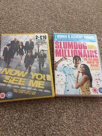 DVDs - Xmas Christmas present