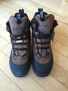 Brand new JB GOODHUE Steel toed work boots