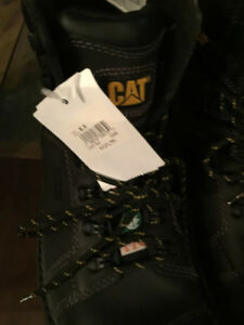 Caterpillar Safety boots New size 8.5